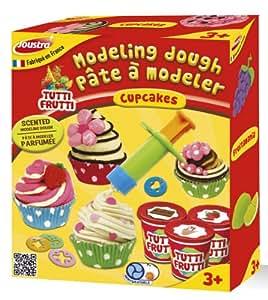 Joustra - 41035 - Loisir Créatif - Tutti Frutti Cup Cake