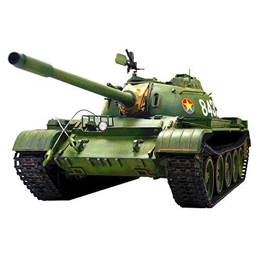 hooben 1:16 RC Panzer 2.4G Russische Heavy Tanks T55A Ferngesteuerte Panzer Kit C6602K