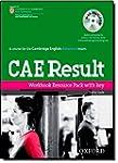 CAE Result:: Workbook Resource Pack w...
