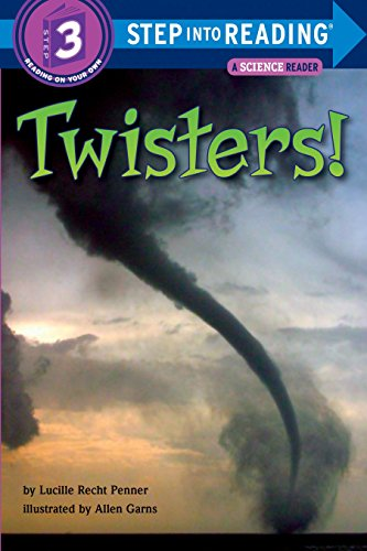 Twisters! (Step Into Reading. Step 3) por Lucille Recht Penner