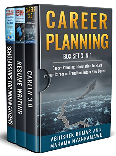 Career Planning Box Set: Career Planning Information to Start Your Career or Transition into a New Career (English Edition)