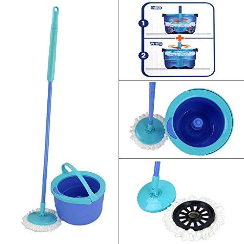 Spontex-Mopa Set Cubo & FREGONA limpiador suelo
