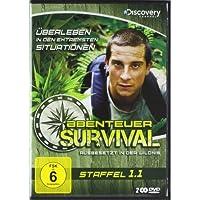 Abenteuer Survival - Staffel 1.1 [2 DVDs]