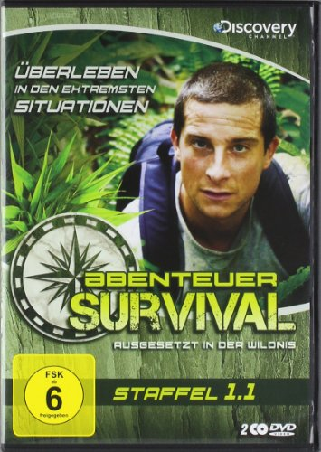 Staffel 1.1 (2 DVDs)