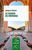 """Afficher """"devoir de mémoire (Le)"""""""