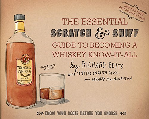 Essential Scratch & Sniff Guide to Becoming a Whiskey Know-It-All: All  Know Your Booze Before You Choose