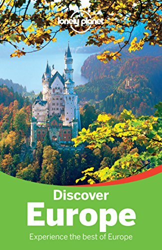 Discover Europe - 4ed - Anglais