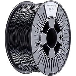 Prima Filaments PV-ABS-175-1000-BK PrimaValue Filamento ABS, 1.75 mm, carrete de 1 kg
