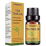 Teebaum öl,Akne Öl,Acne Serum,Anti-Akne-Behandlung,Ideal Gegen Unreine...