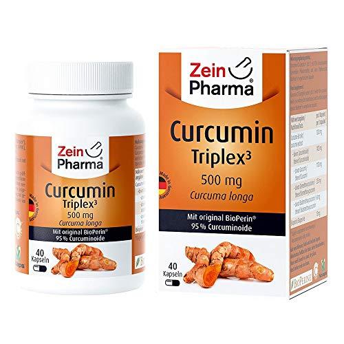 Curcumin-triplex3 500 mg/ 40 stk
