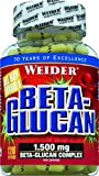 Weider, Beta Glucan, 1er Pack (1x 120 Kapseln)
