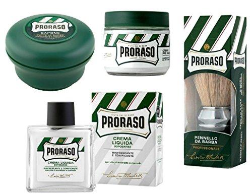 brocha-de-afeitar-profesional-proraso-crema-antes-del-afeitado-proraso-jabon-de-afeitar-proraso-crem
