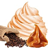 Karamell Kaffee Frozen Yogurt Geschmack Gino Gelati Frozen Joghurt Pulver (10kg)