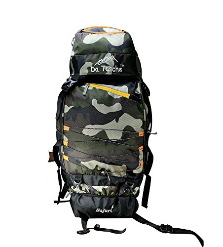 Da Tasche Safari 60L Military Design Rucksack