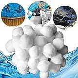 wolketon 700g 8 Litro Filtro Balls Pool Filtraggio Sand Filter 25 kg Filtro Sabbia Sabbia di Quarzo qualità Prodotti