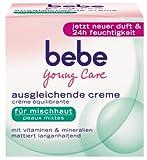 bebe Young Care 08480 - Ausgleichende Creme, 50ml