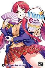 Yûna de la pension Yuragi T07 de Tadahiro Miura
