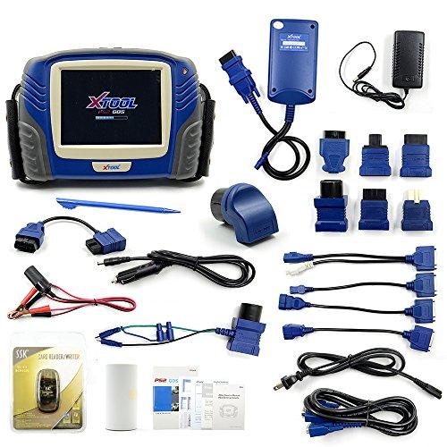 Original XTOOL PS2GDS Benzina Bluetooth Strumento diagnostico PS2GDS come lancio X431Gds con touch screen aggiornamento online per 3anni di garanzia (£649il prezzo solo per 3giorni.)