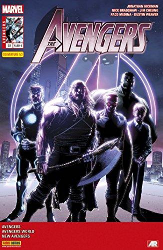 Avengers 2013 22 1/2 Jim Cheung