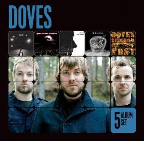 Preisvergleich Produktbild 5 Album Set (Lost Souls / The Last Broadcast / Lost Sides / Some Cities / Kingdom Of Rust)
