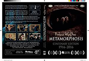 Franz Kafka Metamorphosis Centenary Edition (DVD PAL)