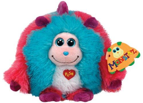 Monster rosa/blau, 15 cm, Monstaz ()