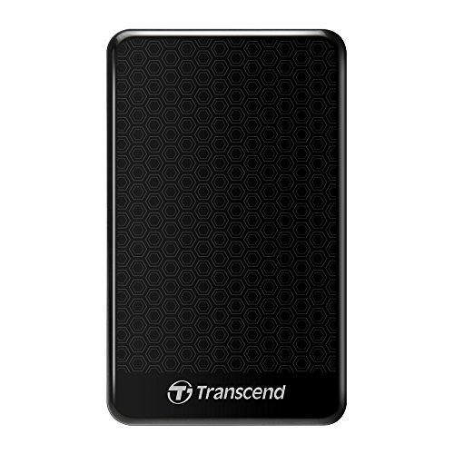 Transcend Storejet A3 Externe Festplatte 2TB (6,4 cm (2,5 Zoll), 5400rpm, USB 3.0) schwarz