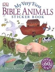 My Very First Bible Animals Sticker Book