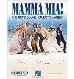 mamma mia the movie soundtrack featuring the songs of abba big note piano author abba nov 2009