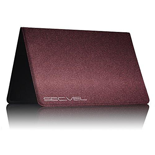 SECVEL Portatessere premium edition - protezione RFID/NFC & campi magnetici - Dauphine (per 2-4 carte)