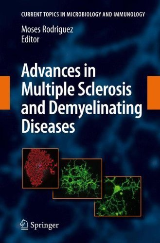 Advances in Multiple Sclerosis and Experimental Demyelinating Diseases (Current Topics in Microbiology and Immunology) (2007-12-18) par unknown