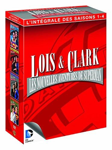 Coffret intégrale lois et clark : les nouvelles aventures de superman [Edizione: Francia]