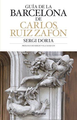 Guía de Barcelona de Carlos Ruiz Zafón ((Fuera de colección))