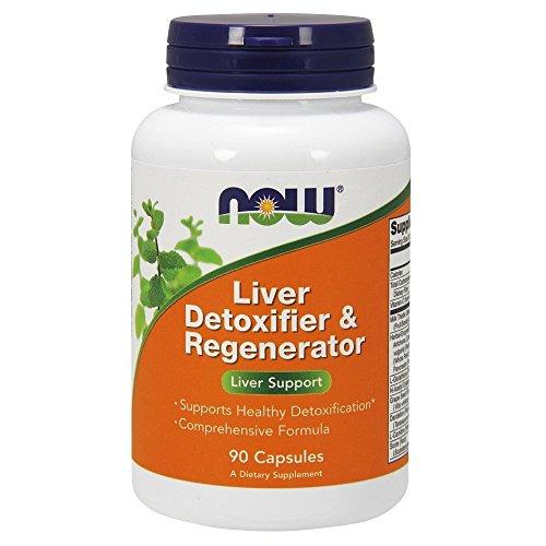 Now Foods, Leber Entgifter & Regenerator, 90 Kapseln Test