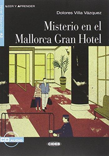 Misterio Mallorca Hotel. Con CD Audio (Leer y aprender) por Margarita Barbera Quiles