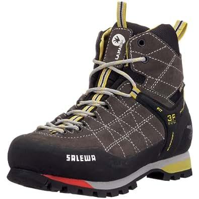 Salewa MTN TRAINER MID GTX 00-0000063003, Chaussures de marche mixte adulte - Gris, 35 EU