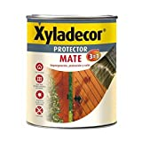 Xyladecor 5087308 - Bote 750 Ml. Mate Castaño