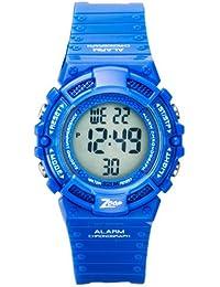 Zoop Digital Grey Dial Children's Watch -NKC4040PP03
