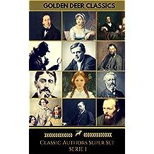 Classics Authors Super Set Serie 1 (Golden Deer Classics) (English Edition)