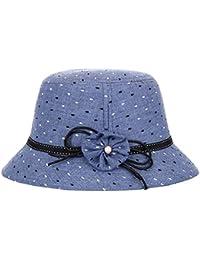 Amayay Gorros Playa De Sombrero Mujeres para El Las Sol Sombrero Estilo  Simple De Verano Sombrero 713adc51ff5