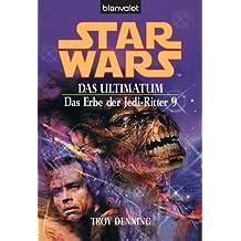 Star Wars^ Das Erbe der Jedi-Ritter 9: Das Ultimatum BD9