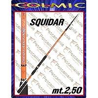 Colmic Caña squidar 2,50MT 30–120gr