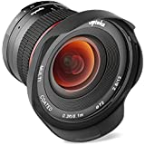 Opteka 12mm F/2.8 HD MC Manual Focus Wide Angle Lens For Canon EF-M Mount APS-C Digital Cameras
