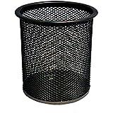 MOGOI(TM) Maille d'acier Coupe Crayon, Noir Avec MOGOI accessoires