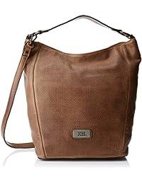 XTI 85928, Shopper para Mujer, Marrón (Taupe), 36x36x19 cm (W x H x L)