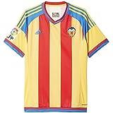 2º Equipación Valencia C.F 2015/2016 - Camiseta oficial adidas, talla L