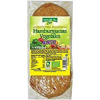 Hijas Del Sol Bio Hamburguesa Vegetal Tofu - Paquete de 2 x 75 gr - Total: 150 gr