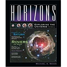 Horizons: Exploring the Universe (with TheSky CD-ROM, AceAstronomyTM, and Virtual Astronomy Labs) (Available Titles CengageNOW) by Michael A. Seeds (2005-03-02)