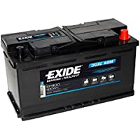 Exide EP800 DUAL AGM Leisure Marine Battery 95 Ah - ukpricecomparsion.eu