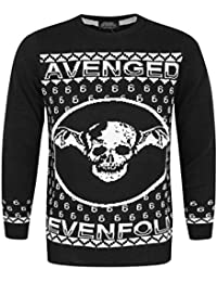Unisex-Adulte - Official - Avenged Sevenfold - Pull